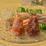 太平寿し - 香箱蟹