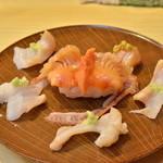 太平寿し - 赤貝