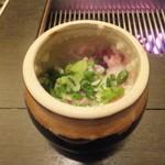 16604588 - 壺焼きカルビ(塩麹)