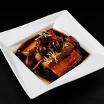 百菜百味 - 角煮のマーラー風味 1180円