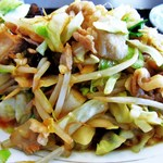 16605729 - 肉入野菜炒め/up