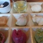 自然彩食 ふきのとう - 料理写真:デザート