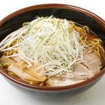 麺屋 開高 - ネギらー麺