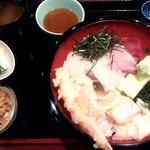 16609835 - 海天丼