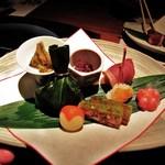 Rabu - コース/前菜
