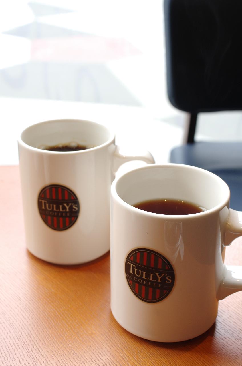 タリーズコーヒー  新宿イーストサイドスクエア店