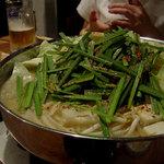 16611096 - もつ鍋