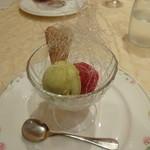 ケイズキッチン - デザート(3500円コース)
