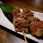 toribudou - 地鶏白レバー