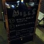 MILLS - 看板