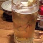 16617840 - バクハイ。生ビールにウィスキーを混ぜた飲み物。飲みやすい。