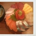 16617897 - 海鮮丼