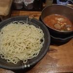 フジヤマ55 梅田 - 完熟トマトつけ麺