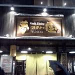 夢屋 - 松本は数年ぶりの大雪に