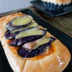 アプリコット - 料理写真:アプリコットのパン 茄子  by 「あなたのかわりに・・・」 http://anakawa.blog77.fc2.com/
