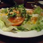 16621190 - エビとアボカドのサラダ