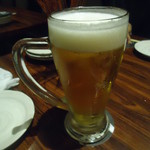 一瑳 - 生ビール