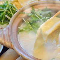 八千代 - 京都ならではのゆばしゃぶ膳