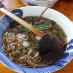 Sobahachi - 山菜そば
