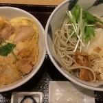 16628437 - 親子丼セット(980円)
