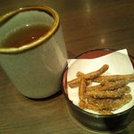 Sojibou - そば茶、そばかりんとう
