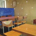 Cafe 傳 - 内観