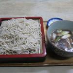 仙松庵 - 料理写真:鴨せいろ