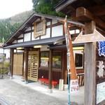栃生梅竹 - 飲食スペースの建物