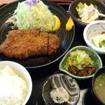 たちばな - 料理写真:平牧三元豚御膳(ロース)