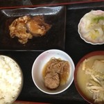 郷 - 銀むつの煮付定食