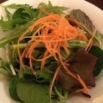 16634309 - ランチ前菜サラダ