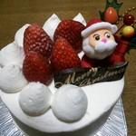 ル パティスリー ヒデ - 2012年クリスマスケーキ
