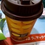 マクドナルド - プレミアムローストコーヒーS(100円)