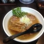 16638341 - 塩ちゃーしゅー麺