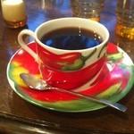 ラ・ヴァチュール - コーヒー430円