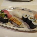 紋寿司 - 握り