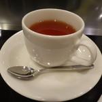ステーキ池田 - 紅茶
