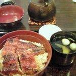 1664752 - うな丼 松