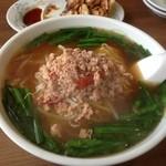 中華料理 豊楽園 - 台湾麺