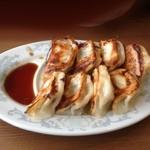 中華料理 豊楽園 - 焼餃子