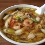 中華料理 豊楽園 - 広東麺