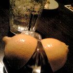 炉ばた情緒 かっこ - 生レモンサワー