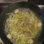 BAGU龍 - うずらのスープスパ