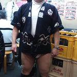 西成一番本店 - 店主写真撮影了承済