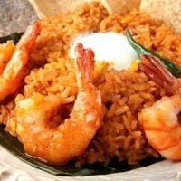 アジアンキッチン - ナシゴレン(インドネシア風焼き飯)