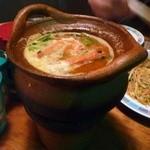 トゥクトゥク - 料理写真:トムヤンクン(タイ・えびの酸辛スープ)