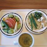 ステーキハンバーグ&サラダバー けん  名張鴻之台店 - 2013.01.03 サラダ・スープバー