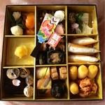 自然美庵 日本料理 悠善 - 三の重 悠善