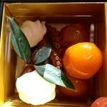 自然美庵 日本料理 悠善 - とにかく何かしら隠れている 悠善