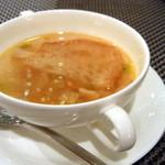 オランジェリー - スープ